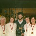 Meisterschaft 1986 1.Platz